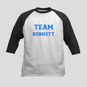 TEAM BENNETT Kids Baseball Jersey