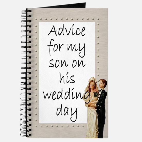 Advice for Son on wedding