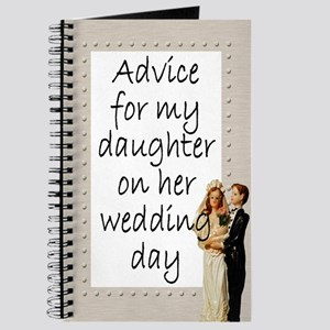 Advice for Daughter on wedding
