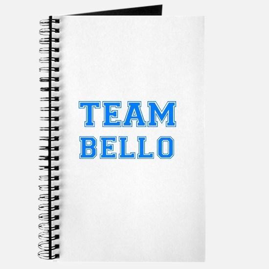 TEAM BELLO Journal