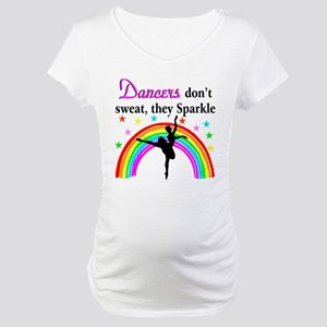 SPARKLING DANCER Maternity T-Shirt