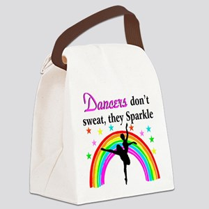 SPARKLING DANCER Canvas Lunch Bag