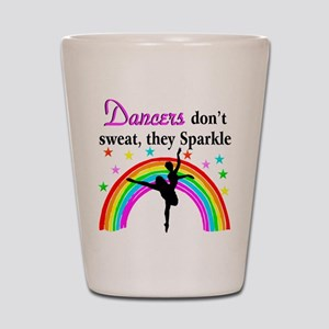 SPARKLING DANCER Shot Glass