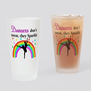 SPARKLING DANCER Drinking Glass