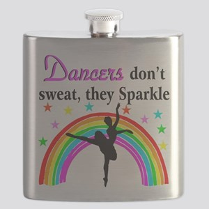 SPARKLING DANCER Flask