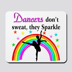 SPARKLING DANCER Mousepad