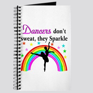 SPARKLING DANCER Journal