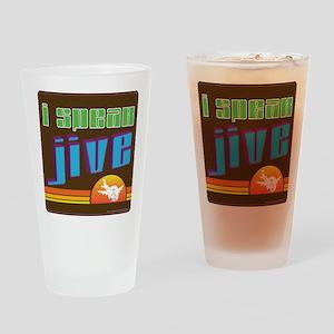 jive Drinking Glass