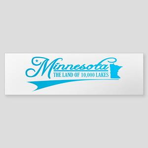 Minnesota State of Mine Bumper Sticker