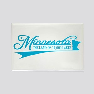 Minnesota State of Mine Magnets