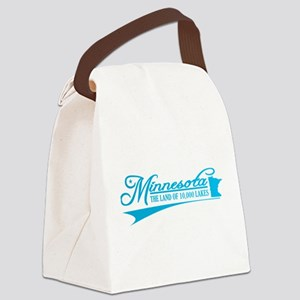 Minnesota State of Mine Canvas Lunch Bag