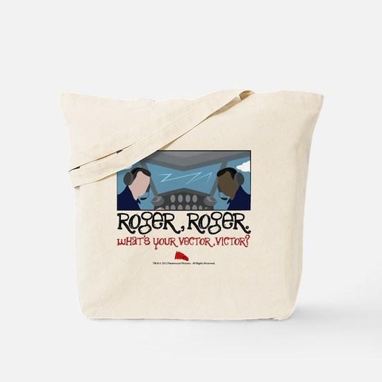 rogerroger.png Tote Bag