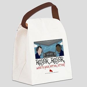 rogerroger Canvas Lunch Bag