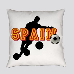 Spanish Football Player Everyday Pillow