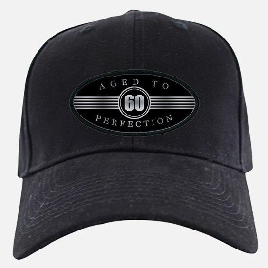 60th Aged To Perfection Baseball Hat