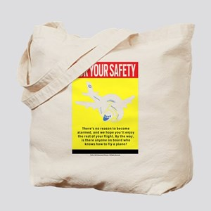 safety_light Tote Bag