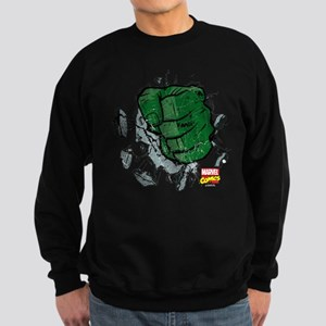 Hulk Fist Sweatshirt (dark)