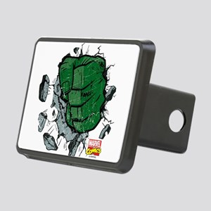 Hulk Fist Rectangular Hitch Cover
