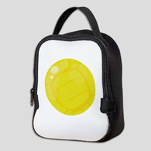 Volleyball Neoprene Lunch Bag