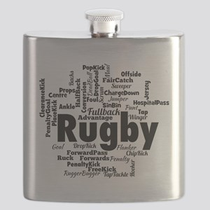 Rugby Word Cloud Flask