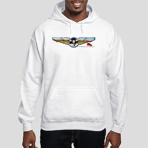 Wings Hoodie Hooded Sweatshirt