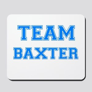 TEAM BAXTER Mousepad