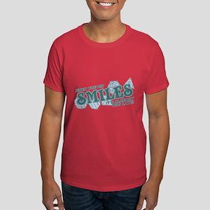 When the DM Smiles Dark T-Shirt