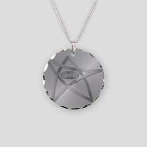 Cthulhu & Elders Necklace Circle Charm