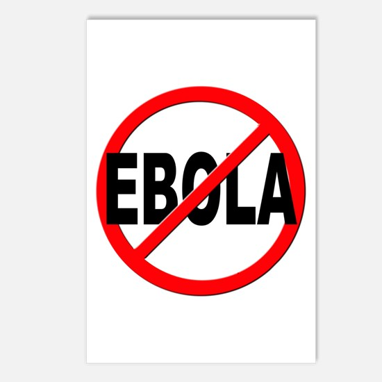 Stop Ebola Postcards (Package of 8)