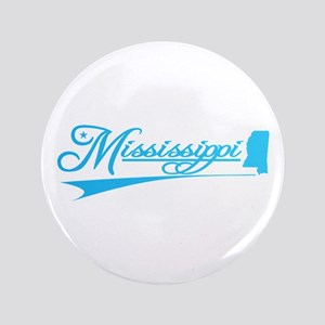 """Mississippi State of Mine 3.5"""" Button"""
