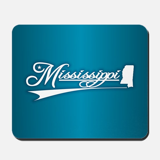 Mississippi State of Mine Mousepad