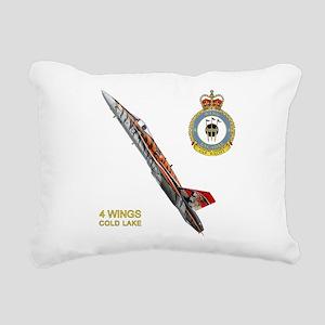 4lakeApp Rectangular Canvas Pillow