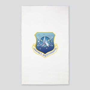 Air Force Space Command 3'x5' Area Rug