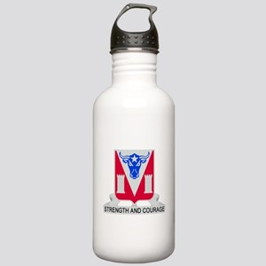 82d Engineer Battalion Stainless Water Bottle 1.0L
