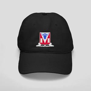 82d Engineer Battalion Black Cap