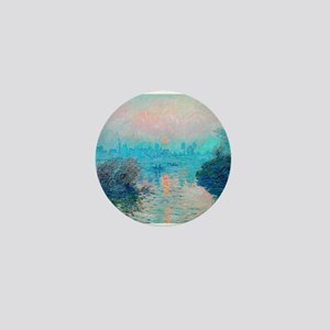 Monet: Impression Sunset Mini Button