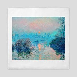 Monet: Impression Sunset Queen Duvet