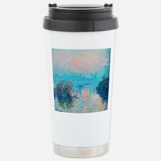 Monet: Impression Sunset Travel Mug