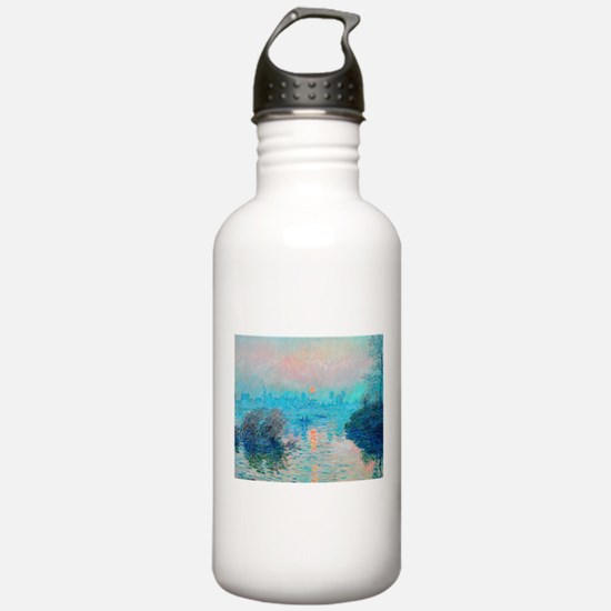 Monet: Impression Sunset Water Bottle