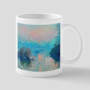 Monet: Impression Sunset Mugs