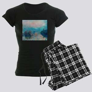 Monet: Impression Sunset Pajamas