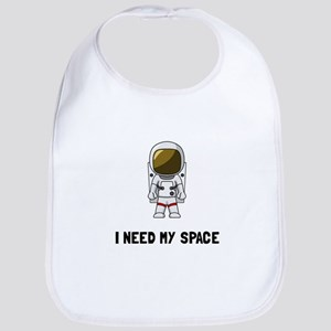 Need My Space Bib