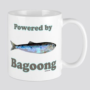 Powered by Bagoong Mug