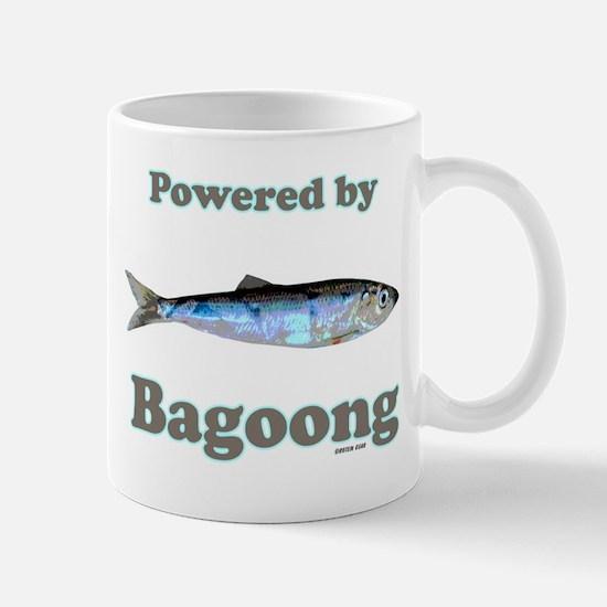 Powered by Bagoong Mug