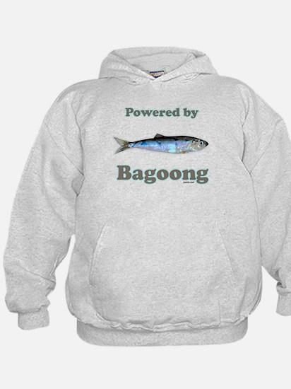 Powered by Bagoong Hoodie