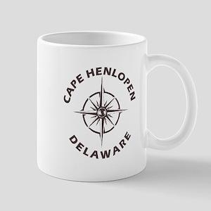 Delaware - Cape Henlopen Mugs