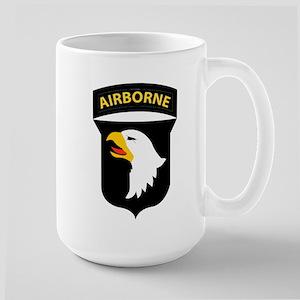 101st Airborne Division Large Mug