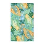 Early Frost Watercolor 3'x5' Area Rug