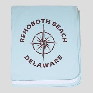 Delaware - Rehoboth Beach baby blanket