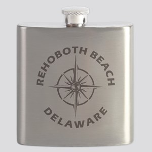 Delaware - Rehoboth Beach Flask